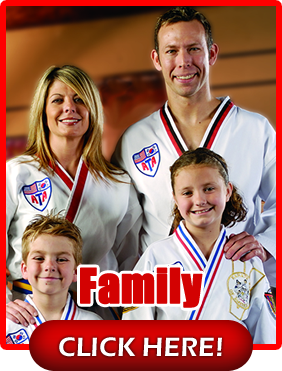 Karate for Your Whole Family
