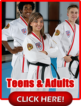 Karate for Teens and Adults
