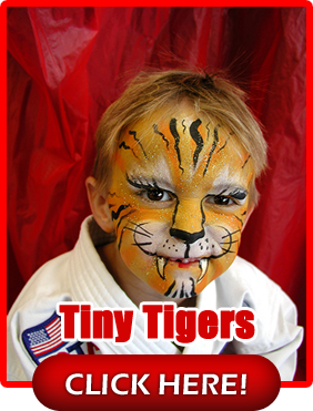 Karate for Tiny Tigers